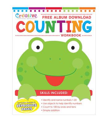 Creative Teaching Materials Workbook-Counting