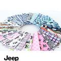 Jeep Adventure Awaits Fat Quarter Bundle by Riley Blake