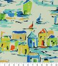 Covington Outdoor Print Fabric 54\u0027\u0027-Multi Pacifica