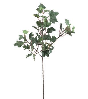 "Bloom Room 18"" Grape Ivy Spray x3 with 58 Lvs.-Green"