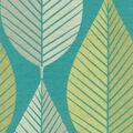 Home Decor 8\u0022x8\u0022 Fabric Swatch-HGTV HOME Looseleaf Turquoise