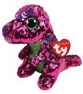 Ty Inc. Flippables Regular Sequin Stompy Dinosaur