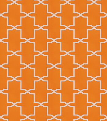 "SMC Designs Upholstery Fabric 54""-Amini/Pumpkin"
