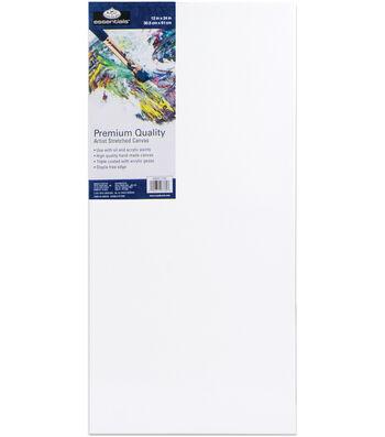 Royal & Langnickel Essentials 12''x24'' Premium Artist Stretched Canvas