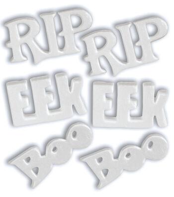 Floracraft Styrofoam Word Set 6/Pkg