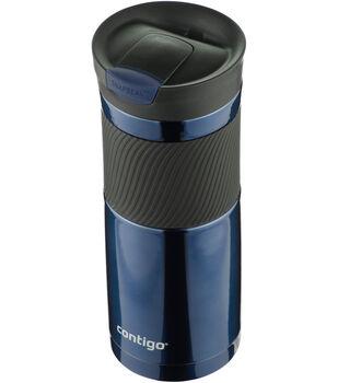 Contigo Snapseal Byron 20 oz. Stainless Steel Travel Mug-Monaco