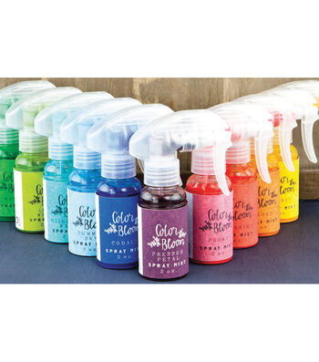 Color Bloom Spray - 2 Ounce Bottle