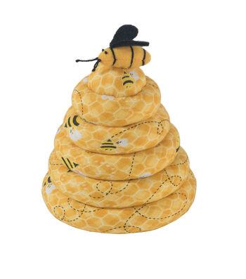 Pin Cushion-Bee Hive