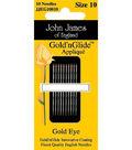 John James Gold\u0027n Glide Applique Needles