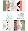 American Crafts Single-Sided Paper Pad 6\u0022X8\u0022 24/Pkg-Magnolia Jane