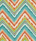Dena Home Upholstery Fabric 54\u0022-Waveline Capri