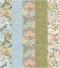 Fat Quarters Fabric Roll-Hydrangea Passion