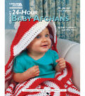 Leisure Arts-Crochet 24 Hour Baby Afghan Book