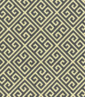 Home Decor 8\u0022x8\u0022 Swatch Fabric-Waverly Low Key Onyx