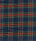 Cotton Shirting Fabric -Plaid
