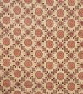 Home Decor 8\u0022x8\u0022 Fabric Swatch-Jaclyn Smith Imogene Hydrangea