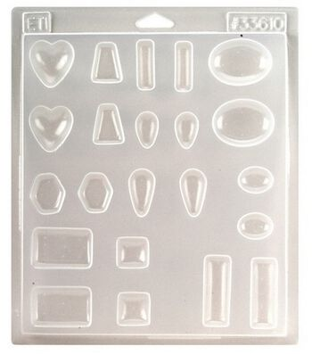 Reusable Resin Casting Jewelry Mold