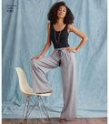 Simplicity Pattern 8389 Misses\u0027 Pants with Tie Belt-Size H5 (6-14)