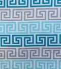 Snuggle Flannel Fabric -Aqua Sky