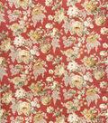 Home Decor 8\u0022x8\u0022 Fabric Swatch-Eaton Square Roosevelt Rouge