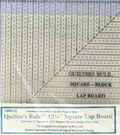 Quilter\u0027s Square Ruler Lap Board 12\u0022 x 12\u0022