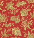 Home Decor 8\u0022x8\u0022 Fabric Swatch-Barano/ Vintage Red