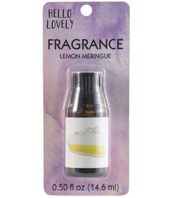 Beauty Soap Fragrance-Lemon Meringue