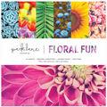 Park Lane 12\u0022x12\u0022 Paper Pad-Floral Fun