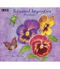 Botanical Inspiration 2019 Wall Calendar