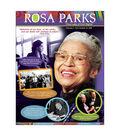 Rosa Parks Learning Chart 17\u0022x22\u0022 6pk
