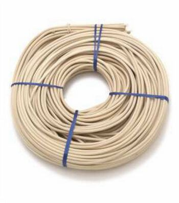 Round Reed #7 5mm 1 Pound Coil Approximately 150'