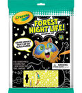 Crayola Forest Night Life Coloring Set