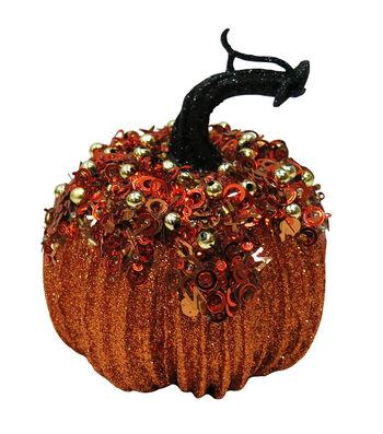 Maker's Halloween X-Small Orange Pumpkin