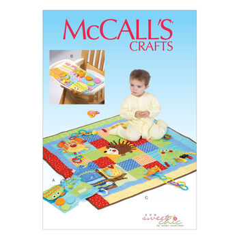 McCall's Crafts Quilting-M7104