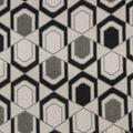 Richloom Studio Multi-Purpose Decor Fabric 54\u0022-Illinois/Black