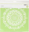 Kaisercraft Designer 12\u0027\u0027x12\u0027\u0027 Template-Mandala