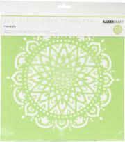 Kaisercraft Designer 12''x12'' Template-Mandala, , hi-res