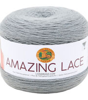 Lion Brand Amazing Lace Yarn, , hi-res