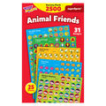 TREND superSpots Stickers Variety Pack-Animal Friends
