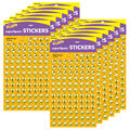 Bees Buzz superSpots Stickers 800 Per Pack, 12 Packs