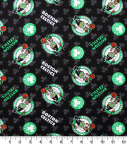 Boston Celtics Cotton Fabric, , hi-res