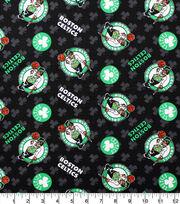 Boston Celtics Cotton Fabric, , hi-res