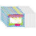 Congratulations/Swirls Colorful Classics Certificates, 30 Per Pack