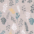 Premium Quilt Cotton Fabric-Falling Branches
