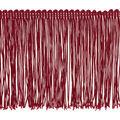 4.0 In Red Poly Fringe