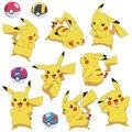 York Wallcoverings Wall Decals-Pokemon Pikachu