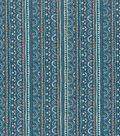 Premium Cotton Fabric 43\u0022-Fiesta Stripes