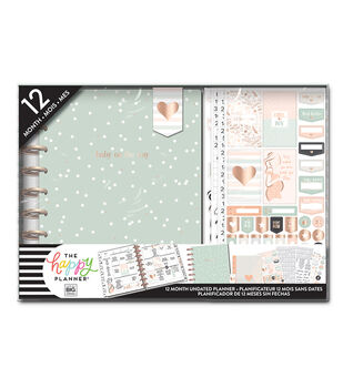 The Happy Planner 12 Month Undated Planner Box-Pregnancy