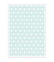 Park Lane 5''x7'' Embossing Folder-Diamond, , hi-res