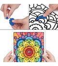 Micro Mosaic 8x10 Template-Butterflies